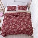 100% pamuk modni 3 komada prošiven prekrivač set, queen size