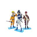 Naruto Sasuke Uchiha PVC One Size Anime Čísla akce Stavebnice Doll Toy