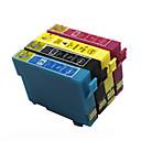 bloom®t1281-t1284 kompatibilan spremnika s tintom za Epson S22 / sx125 / SX130 / sx230 / sx235w / sx420w / sx425w puna tinte (4 u boji 1