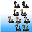 Kod Gease Others PVC 5cm Anime Akcijske figure Model Igračke Doll igračkama