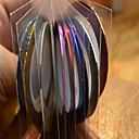 1ks 1mm 20m hřebík umění proužek páska linie samolepka nail art krása dekorace nástroje náhodný dodací nc124