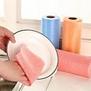 Višebojni netkane tkanine za jednokratnu čistom krpom 50 komada po kolut