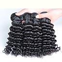10-30inch 4 komada Malezijski duboko kovrčave kose, 100% Malezijski djevica kosu