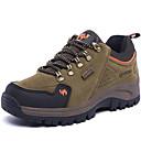 男性 ハイキング 靴 スエード ブルー / ブラウン / グリーン / オレンジ
