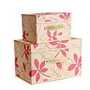 Storage Boxes / Vreće za pohranu / Skladišne jedinice Kutije za skladištenje ssvojstvo je Kapaka , ZaCipele / Kravate / Donje rublje /