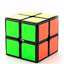 Magic Cube / Puzzle Toy IQ Cube Yongjun Two-layer Professional Level Smooth Speed Cube Magic Cube puzzleBlack / White