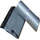 銀肥厚バッグ物流バッグ(シルバー -  17 * 30センチメートル100個/枚)