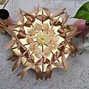 10 Kusů v sadě Favor Holder-Pyramida Perlový papír Krabice na výslužky