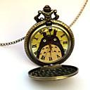 Clock/Watch Inspirirana Moj susjed Totoro Eren Jager Anime Cosplay Pribor Clock/Watch Zlatna Alloy Male