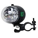 5W Festoon LED dekorativna svjetla Rotirajuća 1 Visokonaponski LED 300-400 lm RGB Aktivira se na zvuk / Punjivo / Ukrasno / Vodootporno V