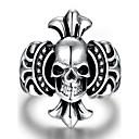 Prsten Tikovina Skull shape Punk stil Pink Jewelry Halloween Dnevno Kauzalni Sport 1pc