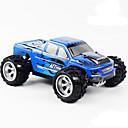 バギー WLToys A979 1:18 ブラシレス電気 RCカー 45KM/H 2.4G ブルー 組立て済み リモートコントロールカー リモコン/トランスミッター Battery Charger 取扱説明書 車用電池
