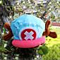 Hat/Cap Inspirirana One Piece Tony Tony Chopper Anime Cosplay Pribor Kratki / Šešir Plava / Roza Velvet Male
