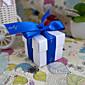 24 Piece / Set Naklonost Holder-Kuboidan Pearl papira Milost Kutije Non-personalised