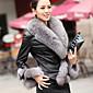 sergent elegantne ženske faux fur coat