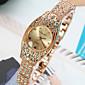 Women's New Explosion Circular Diamond Dial Diamond Bracelet Fashion Quartz Watches Cool Watches Unique Watches