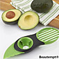 1 kom. Cutter & Slicer For za voće Plastika Kreativna kuhinja gadget / Visoka kvaliteta / Multifunkcionalni
