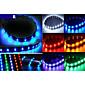 30cm mekane trake svijetlo plava / crvena / zelena / žuta / bijela, auto šasije svjetla, srednji grid auto svjetlima