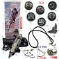 Šperky / Odznak Inspirovaný Assassin's Creed Ezio Anime a Videohry Cosplay Doplňky Náhrdelníky / Návleky na ruce / Odznak / Brož Czarny