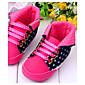 Baby Shoes - Ležerne prilike - Modne tenisice - Tkanina - Ružičasta / Crvena