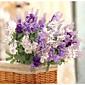 Svila / Plastika Svijetlo plava Umjetna Cvijeće