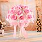 """Cvijeće za vjenčanje Krug Roses Buketi Vjenčanje Pjena 9.06 """"(Approx.23cm)"""