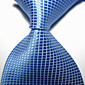 Hrášek-Kravata(Světle modrá,Polyester)