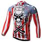XINTOWN® Biciklistička majica Muškarci Dugi rukav Bicikl Prozračnost / Quick dry / Ultraviolet Resistant / Antibakterijsko djelovanje