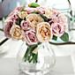 """1pc/set 1 Větev Hedvábí Lotos Květina na stůl Umělé květiny Total Length:9.85"""";Diameter:6.7"""""""