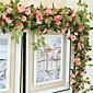 1 1 Podružnica Svila Roses Zidno cvijeće Umjetna Cvijeće 170CM