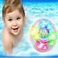 子供のバスライトバスライトカラフルな輝く光のお風呂の玩具