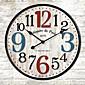 コンテンポラリー その他 壁時計,円形 その他 30*30cm*3cm 屋内 クロック