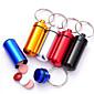 Key Chain Valjkast Visoka kvaliteta Key Chain / Multifunkcionalni Duga Metal / Aluminij