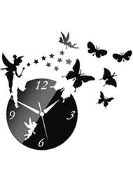 espejos relojes de pared