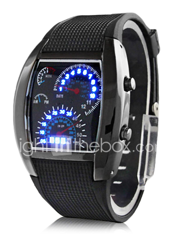 cheap men s watches online men s watches for 2017 men s watch sports speedometer style led digital calendar wrist watch cool watch unique watch fashion watch
